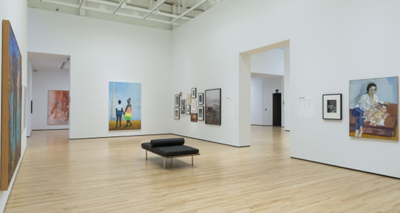 Installation view, Every Day: Selections from the Collection