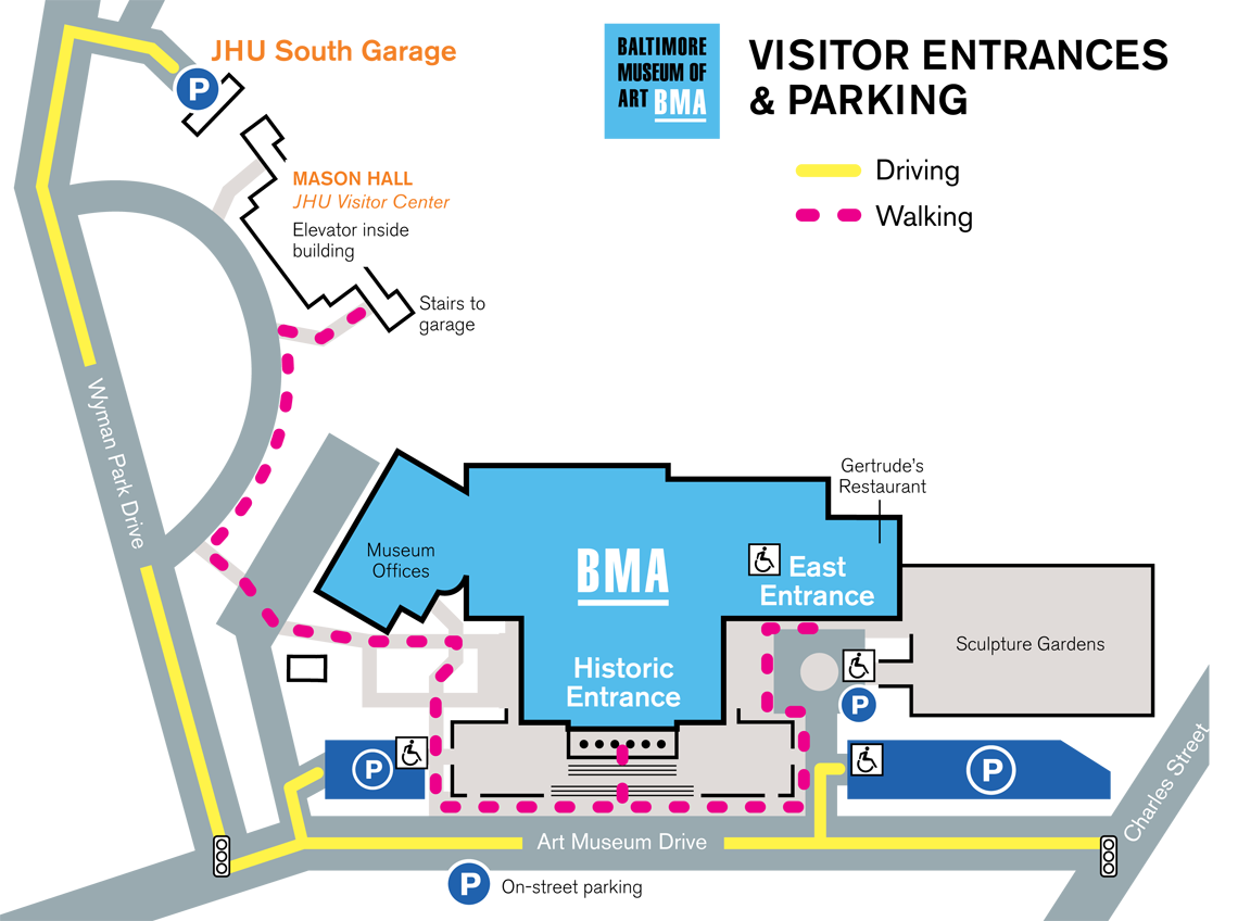 2015 BMA Parking Guide